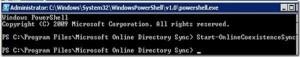 Synchronisation DirSync