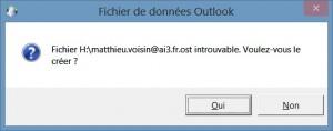 FichierDonnéesMSOutlook